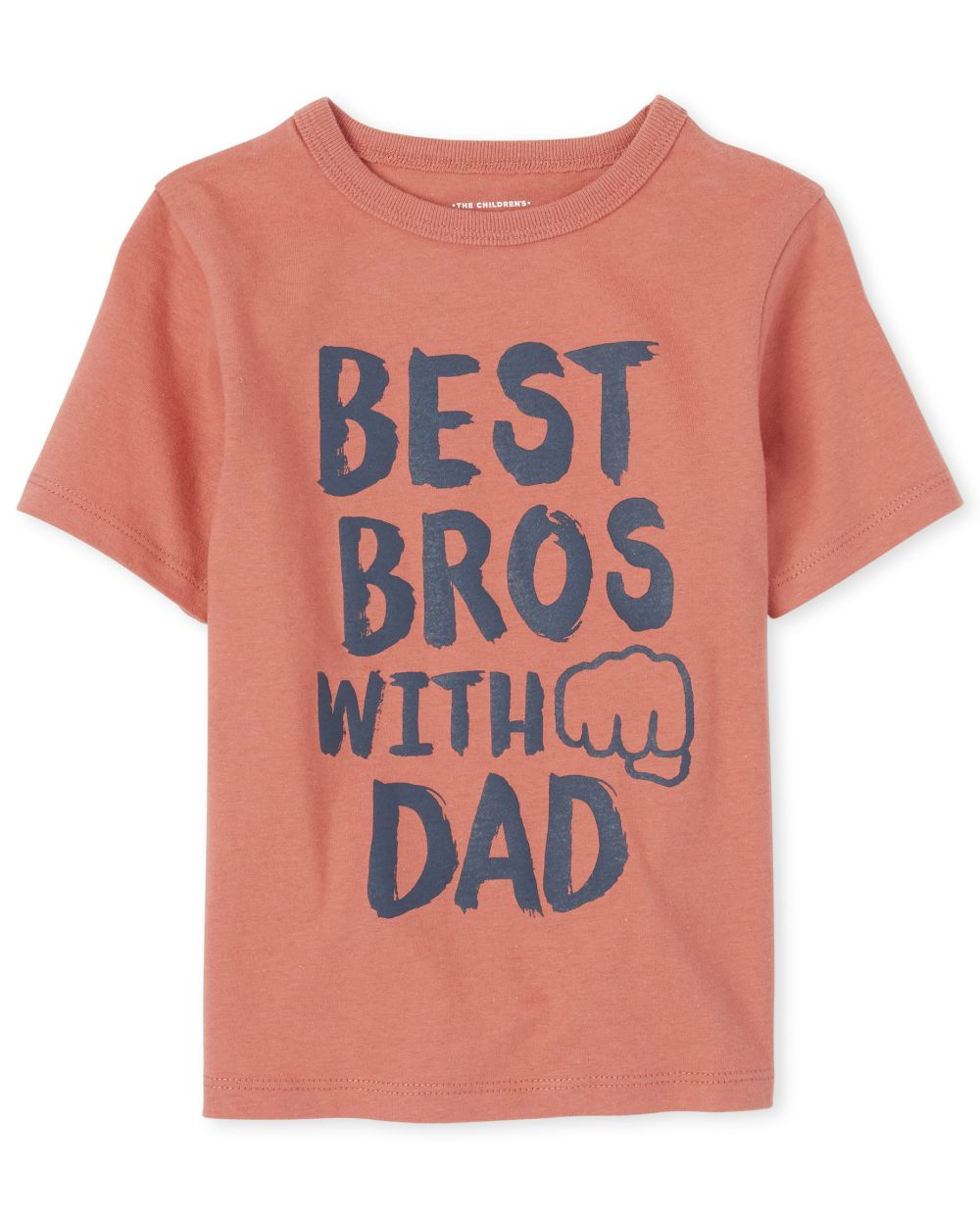 Baby And Toddler Boys Best Bros Graphic Tee