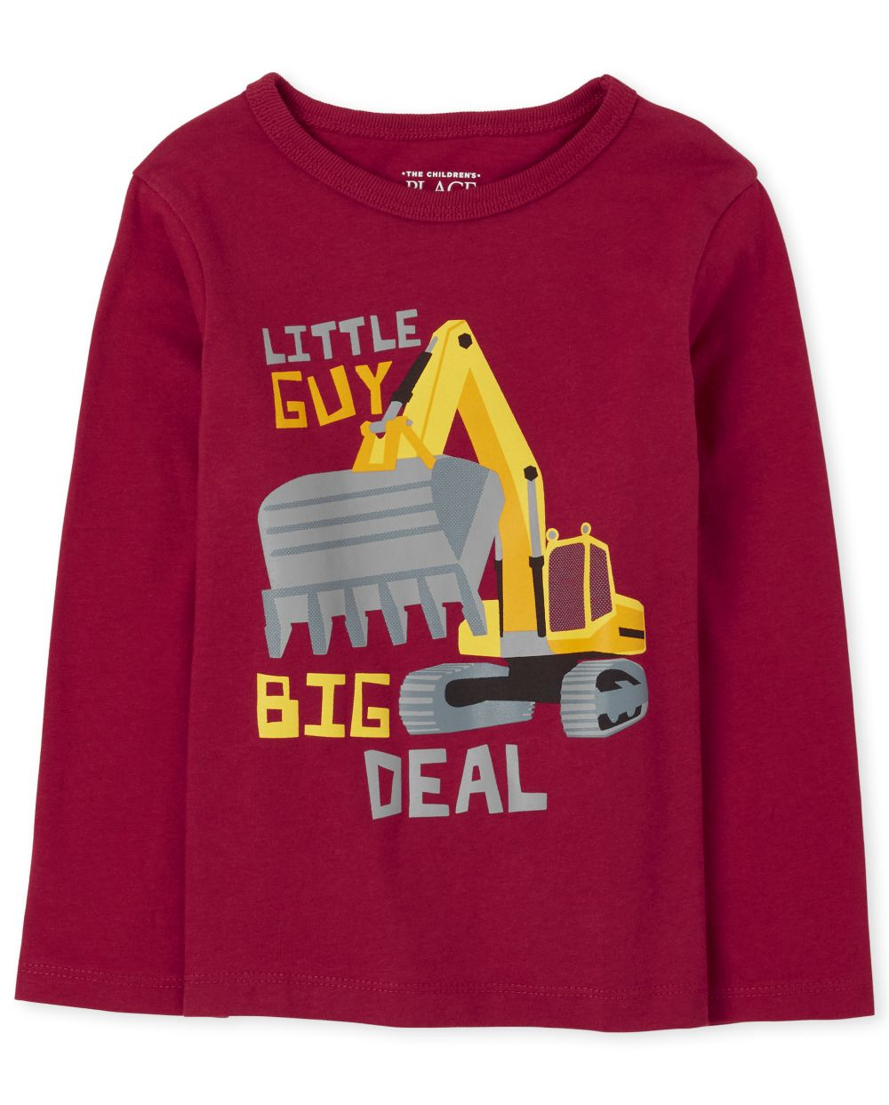 Baby And Toddler Boys Big Deal Graphic Tee