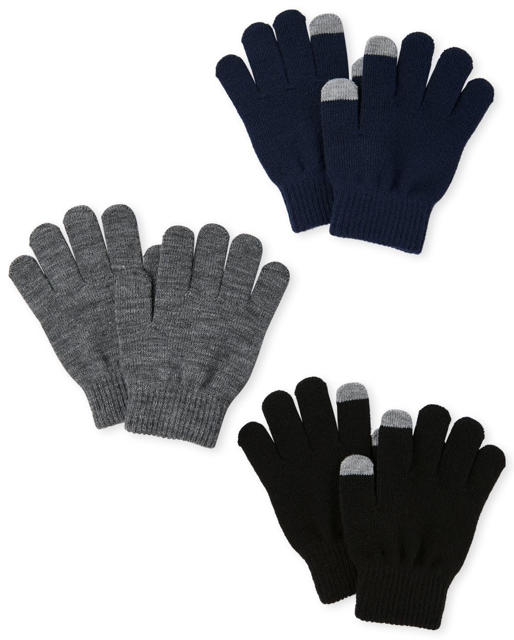 Boys Texting Gloves 2-Pack