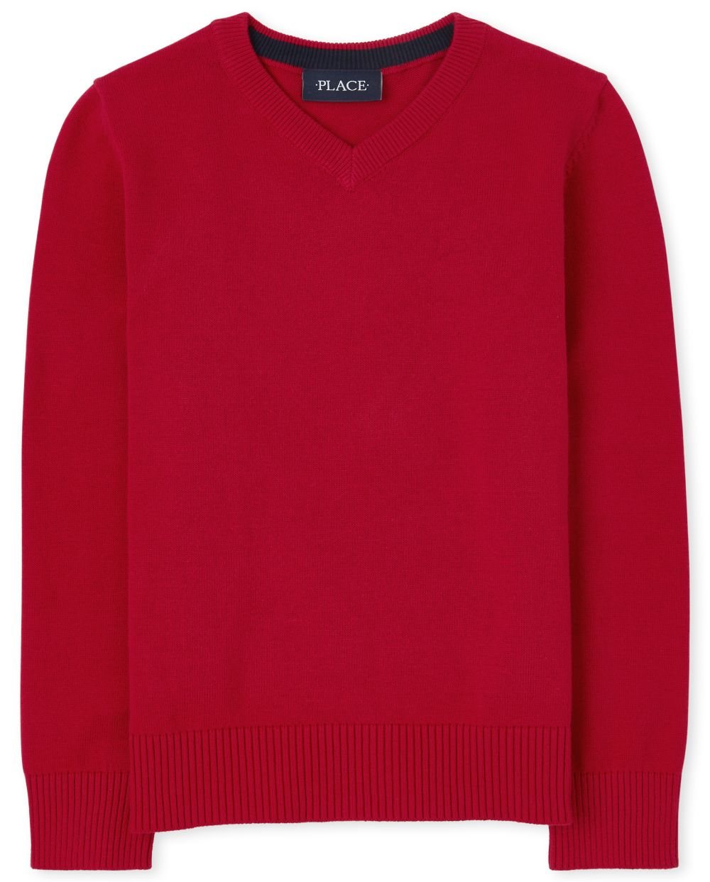 Boys V Neck Sweater