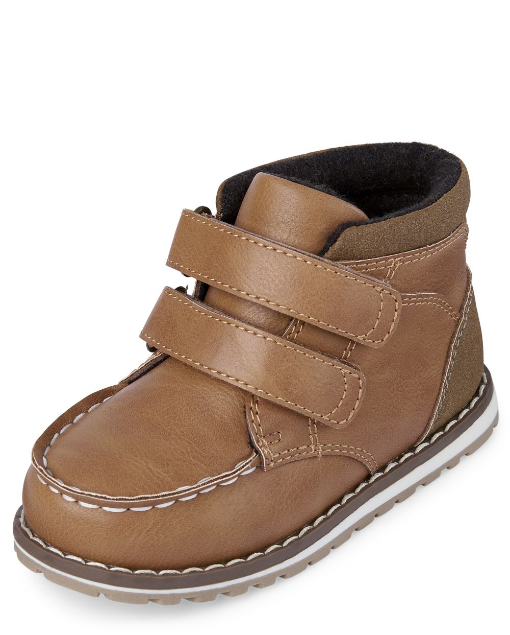 Toddler Boys Moccasin Boots