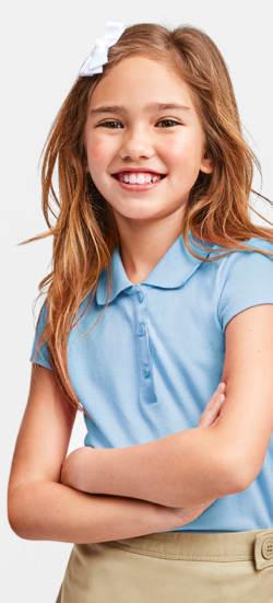 The Childrens Place Baby Girls Toddler Uniform Skort