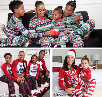 MATCHING FAMILY PJS 30% OFF
