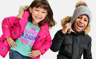 ALL OUTERWEAR & COLD WEATHER ACCESSORIES UP TO 50% OFF