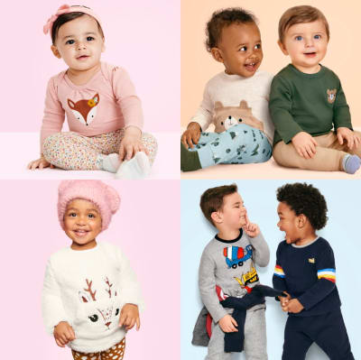 BABY & TODDLER MULTIPACKS,SETS & MORE UP TO 50% OFF!