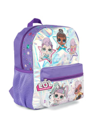 Toddler Girls LOL Holographic Backpack