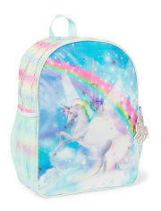 Girls Lenticular Pegasus Backpack