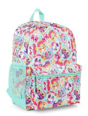 Girls Dessert Squishies Backpack