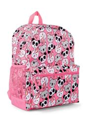 Girls Crittercorn Backpack
