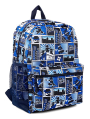 Boys Ninja Comic Backpack