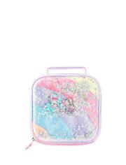 Fiambrera arcoíris Shakey para niñas